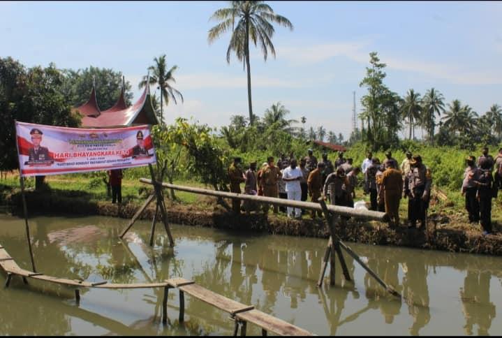 HUT Bhayangkara Polres Payakumbuh