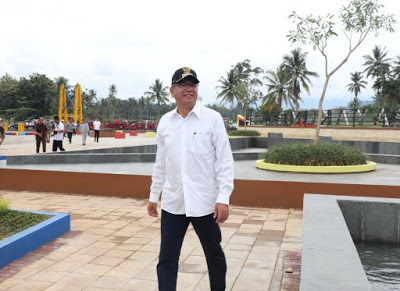 Walikota Tanggapi Isu Pungli Kawasan Batang Agam