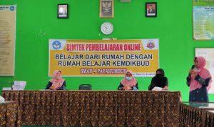 P2TP2A Monev ke Sekolah Terkait Perlindungan Perempuan dan Anak