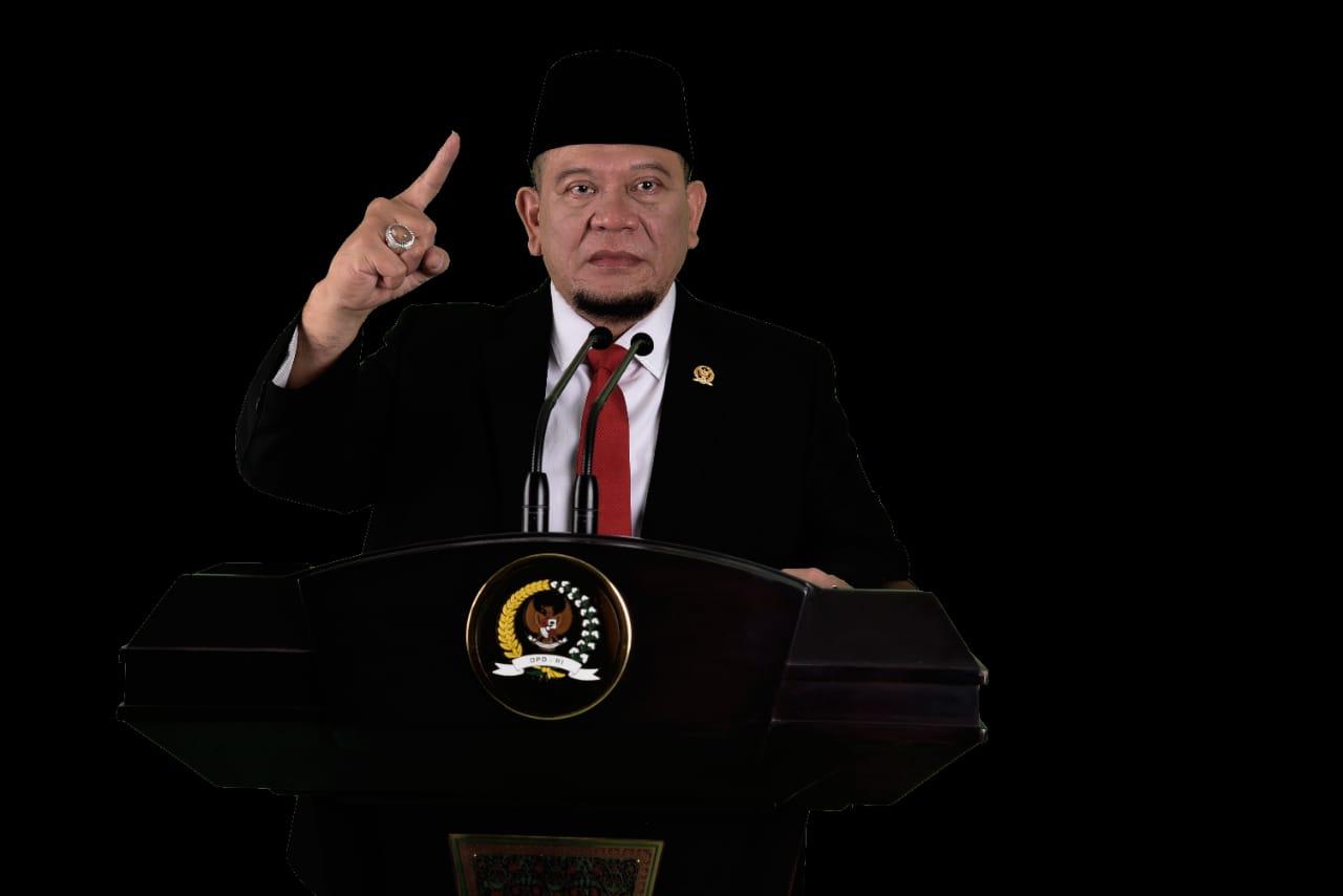 Ketua DPD RI AA LaNyalla Mahmud Mattalitti. [Foto: Dok. DPD RI]